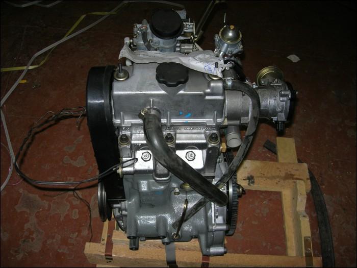 фото двигатель ока