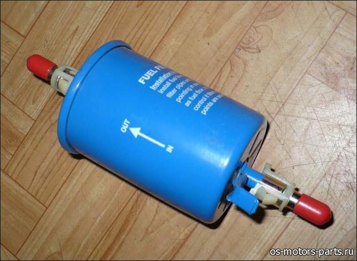 Дэу матиз топливный фильтр где находится